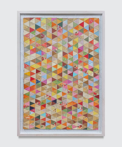 Thomas Campbell, 'Large Quilt #3', 2012