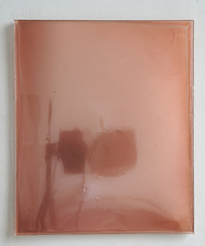 Carrie Yamaoka, '14.125 by 11.625 (copper #4)', 2018