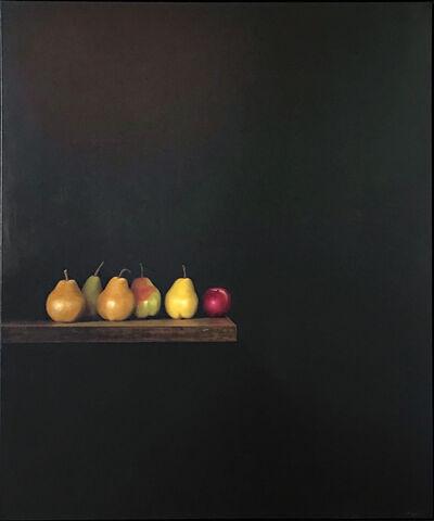 Malcolm Rains, 'Pear Still Life', 2014