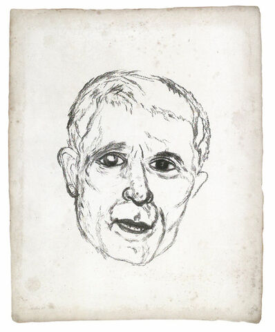 R. B. Kitaj, 'Self-Portrait', 1991