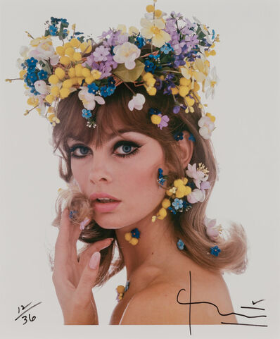 Bert Stern, 'Two fashion images of Jean Shrimpton', 1960s