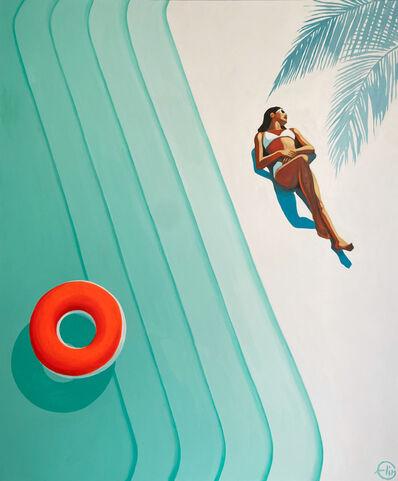 Emilie Arnoux, 'Mona Lisa', 2020