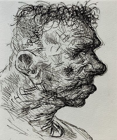 Peter Howson, 'Bozo', 1995