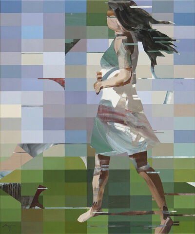 Michael Azgour, 'Snapshot: Jennifer Dancing', 2020
