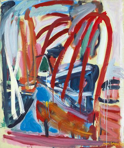 Jason Berger, 'Boatyard, Edam', 1990