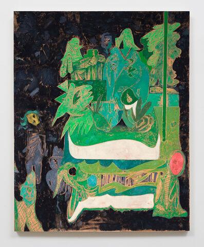 Scott Anderson, 'Mall Huffers (Nightschool)', 2015
