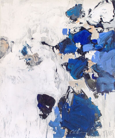 Robert Robinson, 'Kinda Blue #2', 2019
