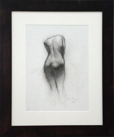 Daniel Hughes, 'Nude Back', 2015