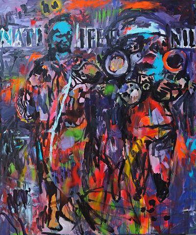 Kwame Sousa, 'Spirit Batôndô', 2020