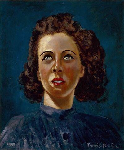 """Francis Picabia, '""""Portrait de Suzanne""""', 1941"""