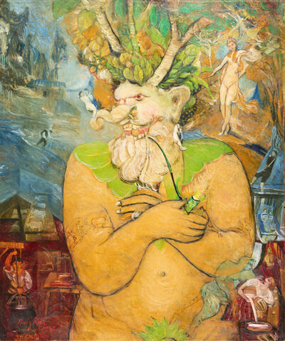 Franz Roth, 'Der Haslimann / Le noisetier', 2018
