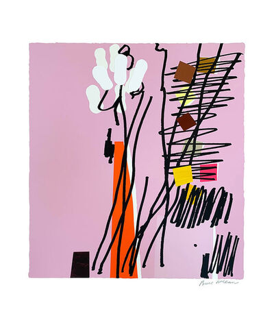 Bruce McLean, 'Hot Spring Path ', 2019