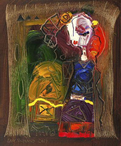Soile Yli-Mäyry, 'Asphalt Stroke', 2014