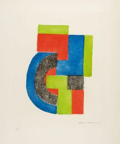 Sonia Delaunay, 'TOTEM ', 1970