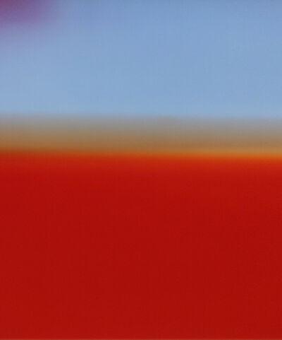 James Welling, 'IOBV (Degradé)', 2002