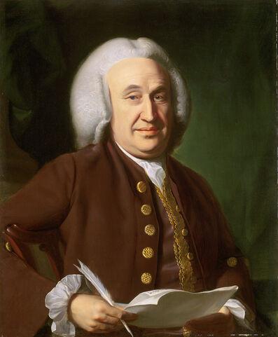 John Singleton Copley, 'Harrison Gray', ca. 1767
