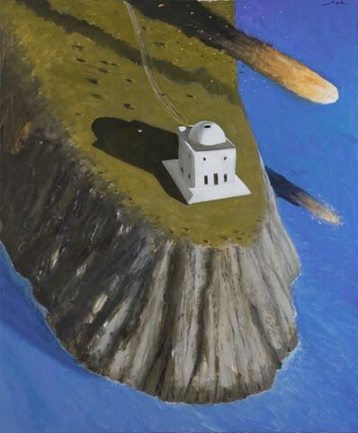 Julio Larraz, 'Once Upon a Time', 2020