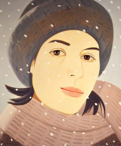 Alex Katz, 'December (Ada)', 2020