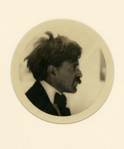 Alfred Stieglitz, 'Alfred Stieglitz, Esq.', 1908