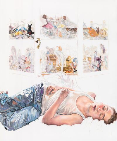 Deborah Poynton, 'Joy without Ceasing', 2018