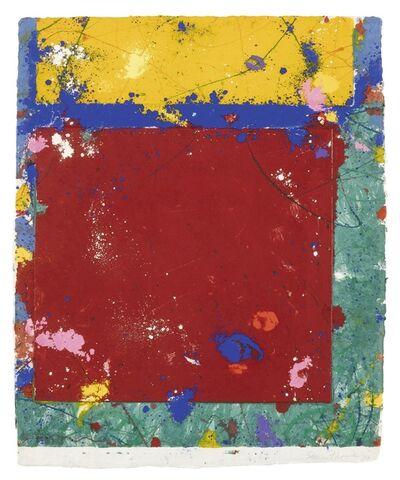 Sam Francis, 'Untitled (SFM 81-021)', 1981