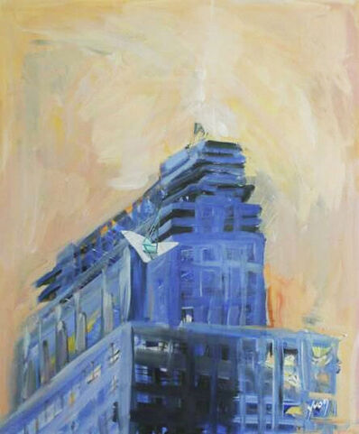 Judith Simonian, 'McGraw Hill Building ', 2000