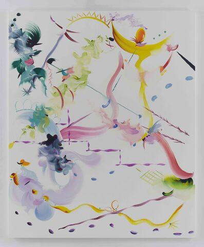 Fiona Rae, 'Abstract 1', 2019