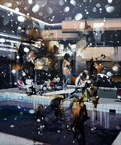 Michal Mraz, 'Snowstorm ', 2019