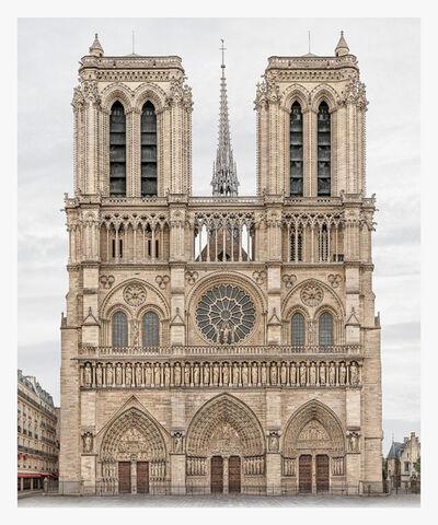 Markus Brunetti, 'Paris, Cathédrale Notre-Dame', 2006-2015