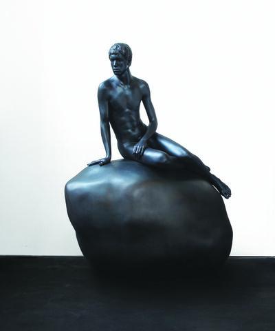 Elmgreen & Dragset, 'He (Black)', 2013