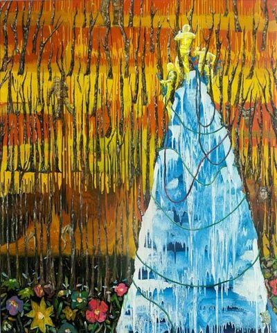 Ernest Concepcion, 'Golgotha Rock', 2013