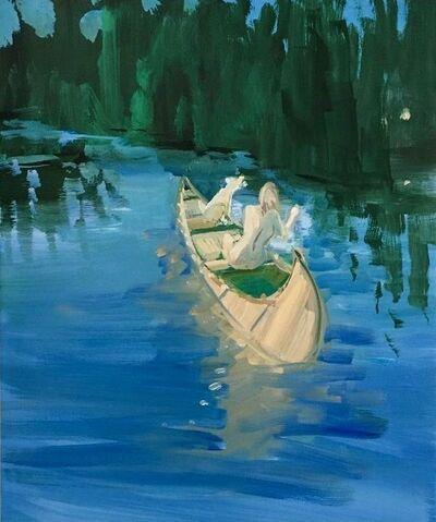 Deborah Brown, 'Back Paddle', 2019