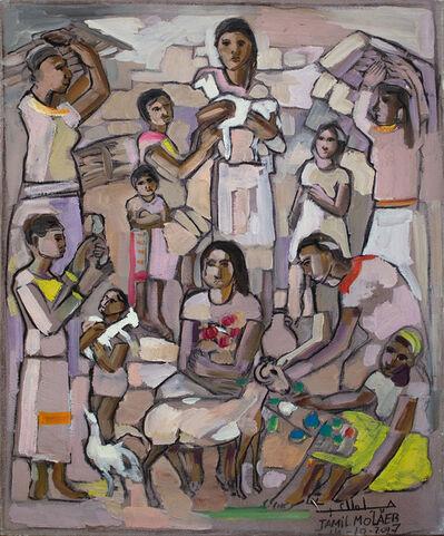 Jamil Molaeb, 'Congregation', ca. N/A