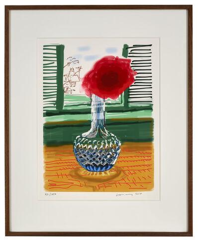 """David Hockney, '23rd July 2010 """"No. 281""""', 2010"""