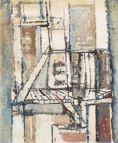 Maria Helena Vieira da Silva, 'Le Piano or Musique ancienne ', 1950