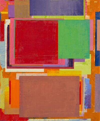 Benjamin Appel, 'Den Tisch in die Ecke stellen 27', 2016