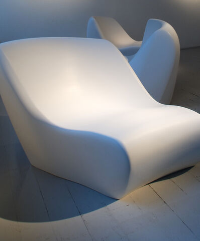 Zaha Hadid, 'Snow Drift', 2006