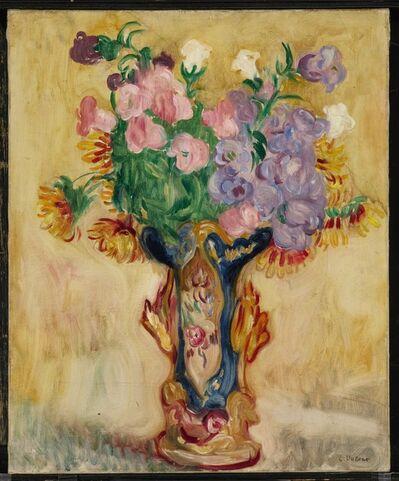 Louis Valtat, 'Grand bouquet au vase de porcelaine', 1905