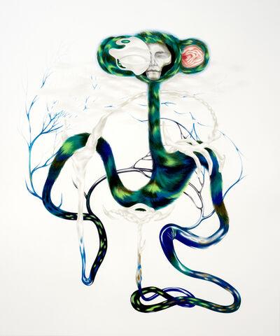 Elena Minyeyevtseva, 'Monkey Totem', 2019