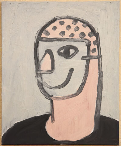 """Enzo Marra, '""""Private View Mask""""', 2019"""