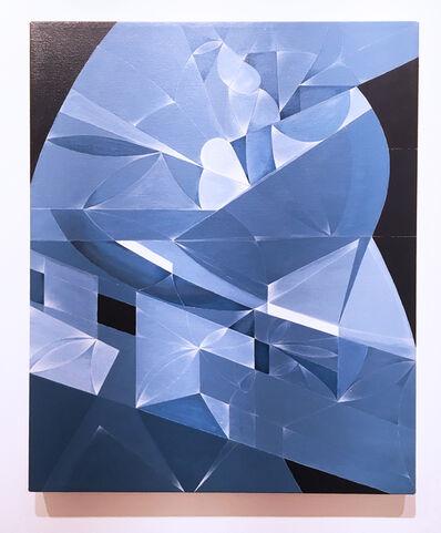 Maureen Meyer, 'Bluebell', 2018