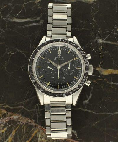 OMEGA, 'Speedmaster Ref. 2998-3 Chronograph', 1962