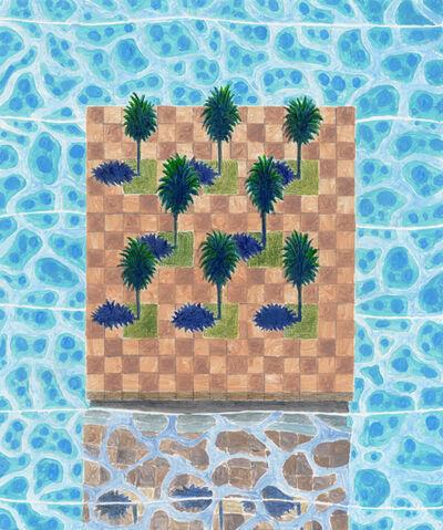 Kristian Krokfors, 'Pool 3', 2018