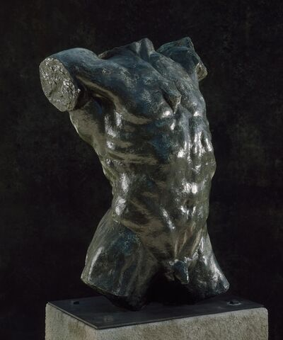 Auguste Rodin, 'Marsyas (Torso of 'The Falling Man')', first modeled ca. 1882; this cast 1970