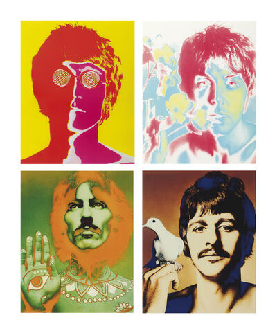 Richard Avedon, 'The Beatles, London', 1967