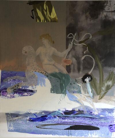 Patrícia Kaliczka, 'River leaping Ulysses', 2015