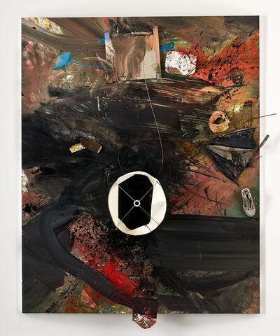 Dan Colen, 'Memory Motel', 2011