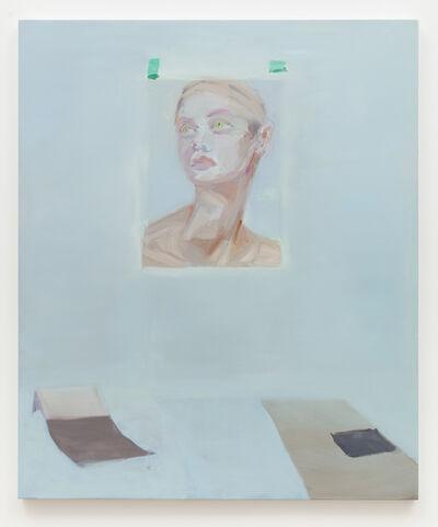 Janet Werner, 'Model (Smoke)', 2018