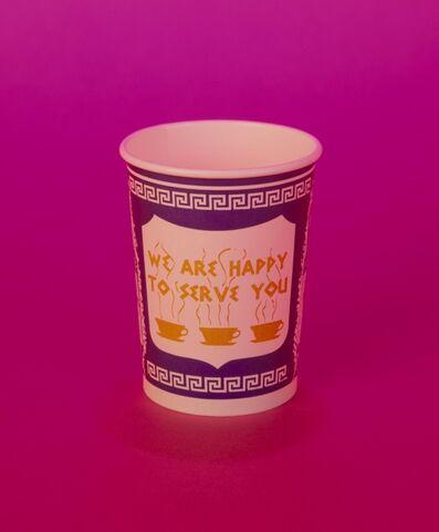 Neil Winokur, 'Coffee Cup', 1988