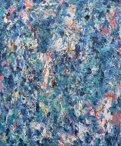 Renelio Marin, 'Archipelago Blue ', 2018